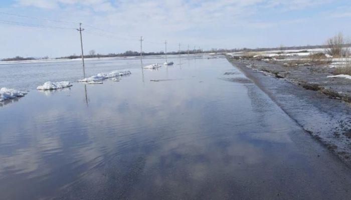 В Алтайском крае четыре дороги закрыты из-за подтоплений