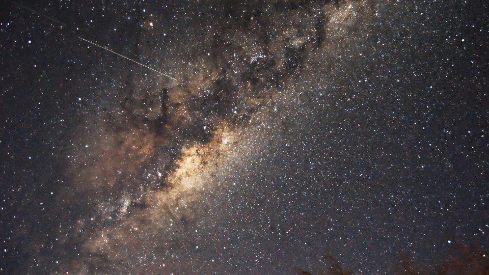 Млечный путь. Звезды