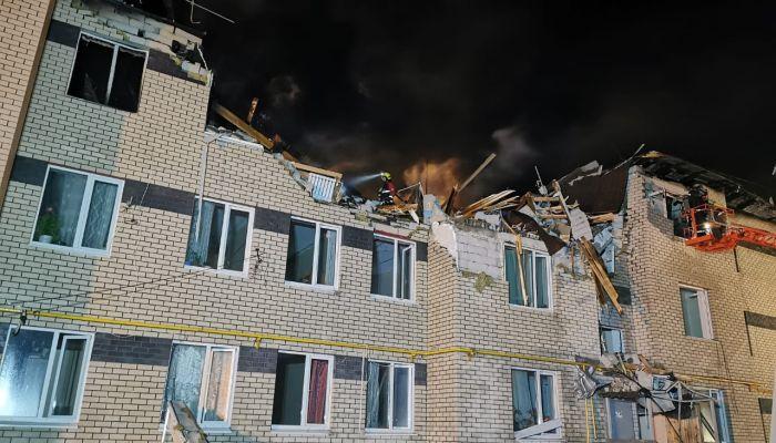 В Нижегородской области погиб младенец при взрыве газа в жилом доме