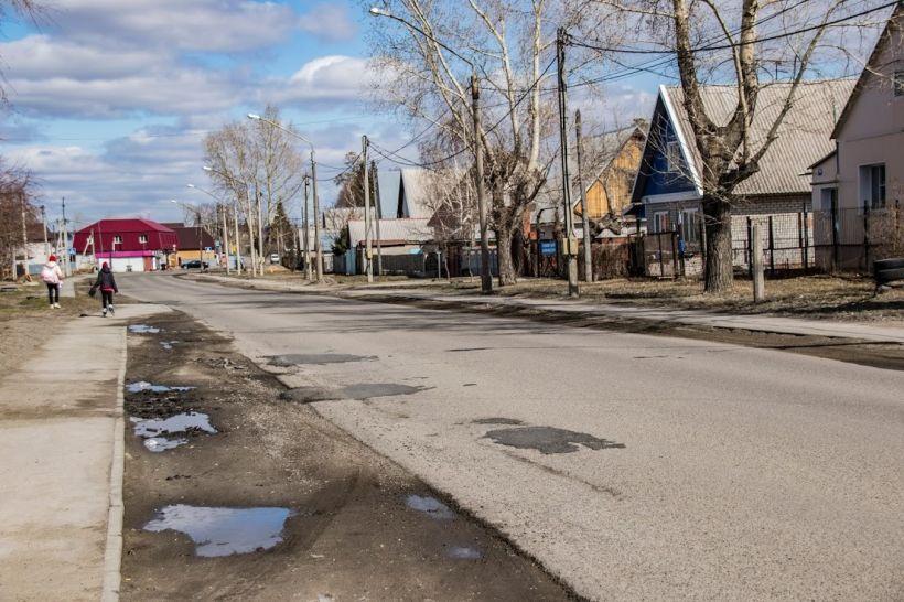 Улица Мамонтова Фото:Виталий Барабаш