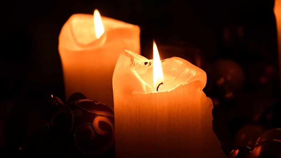 Память. Свечи
