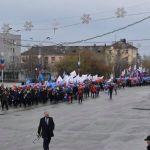 Шествие и митинг состоятся 1 мая в центре Барнаула