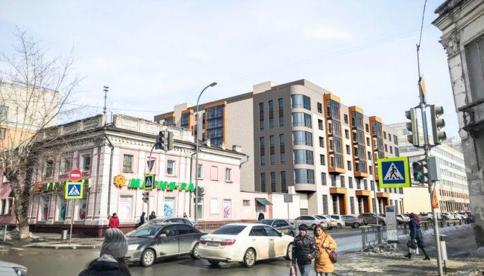 Мэрия просит строителя расселить аварийный дом на ул. Гоголя из-за жалобы Путину