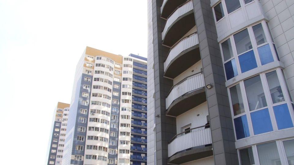 Дома на улице Гущина