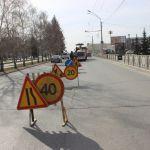 Барнаульцев просят выбирать маршрут из-за ремонта проспекта Ленина