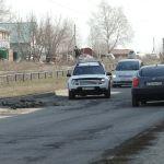 Ухабы и ямы: что не так с дорогами в Новоалтайске