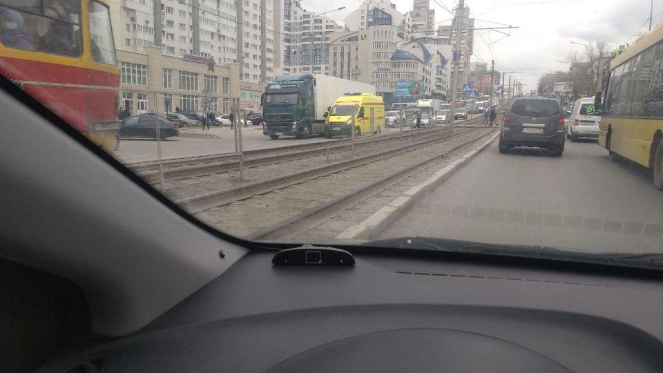 ДТП. Барнаул