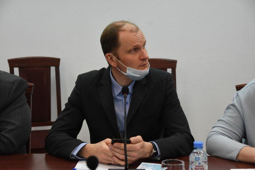 Стратегическая сессия Фото:АлтГТУ