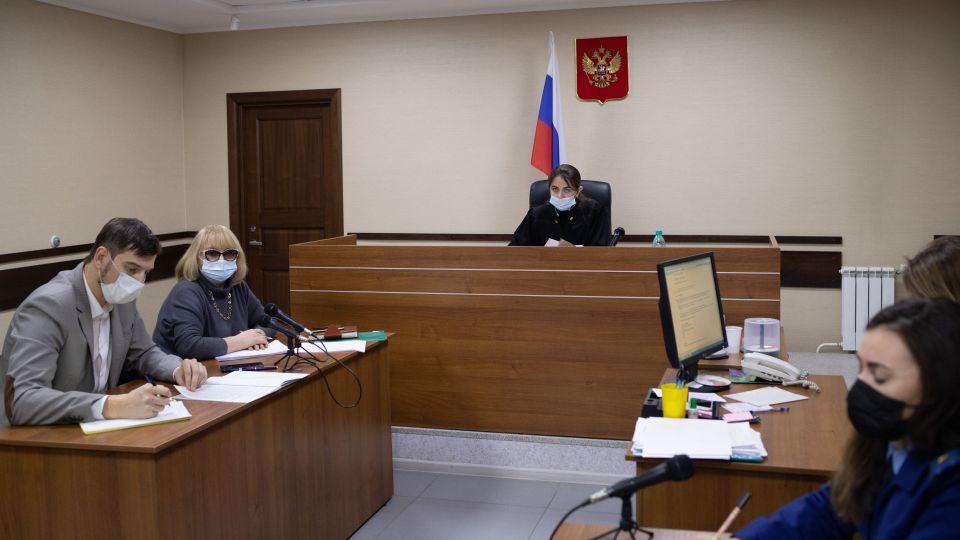 Суд по делу о драке на Старом базаре в Барнауле.