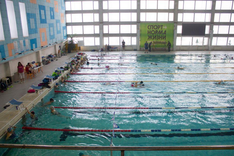 Спорт, бассейн