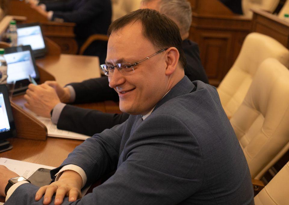 Николай Данилин