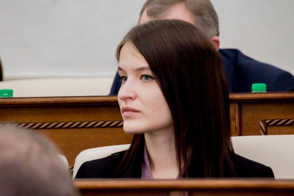 Вероника Лапина