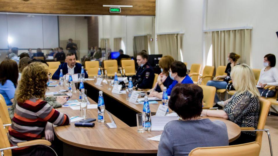 Круглый стол в Сибирской медиагруппе