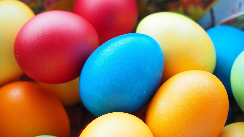 Яйца. Пасха
