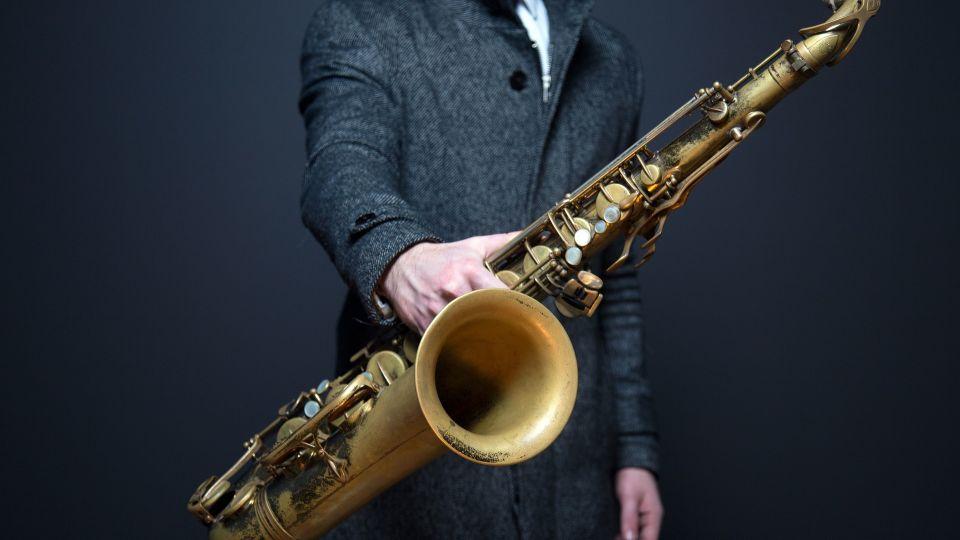 Джаз. Саксофон. Музыка
