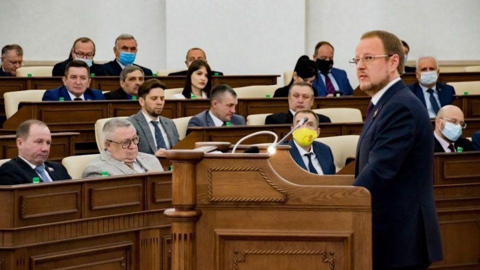 Виктор Томенко. АКЗС