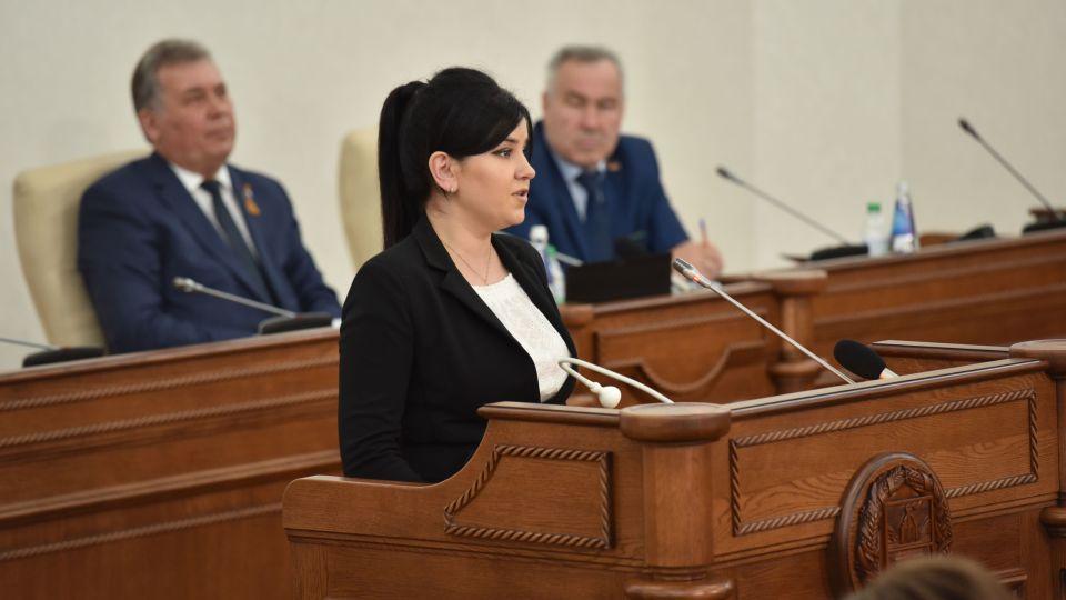 Мария Прусакова. АКЗС