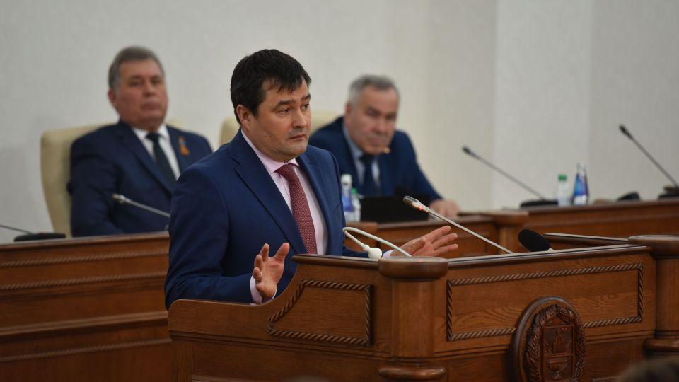 Владимир Семенов. АКЗС