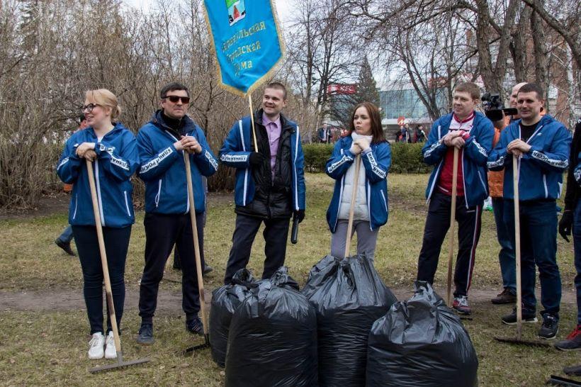 """Акция """"Сад памяти"""" Фото:Виталий Барабаш"""
