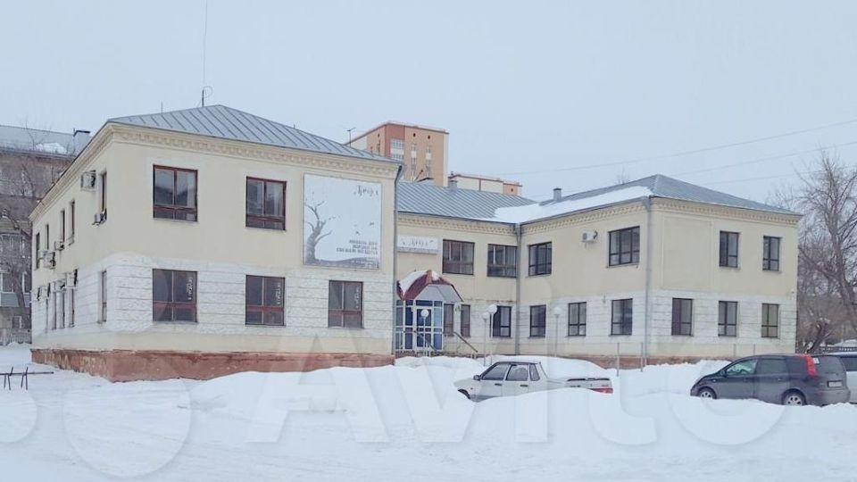 Здание бывшего детского сада