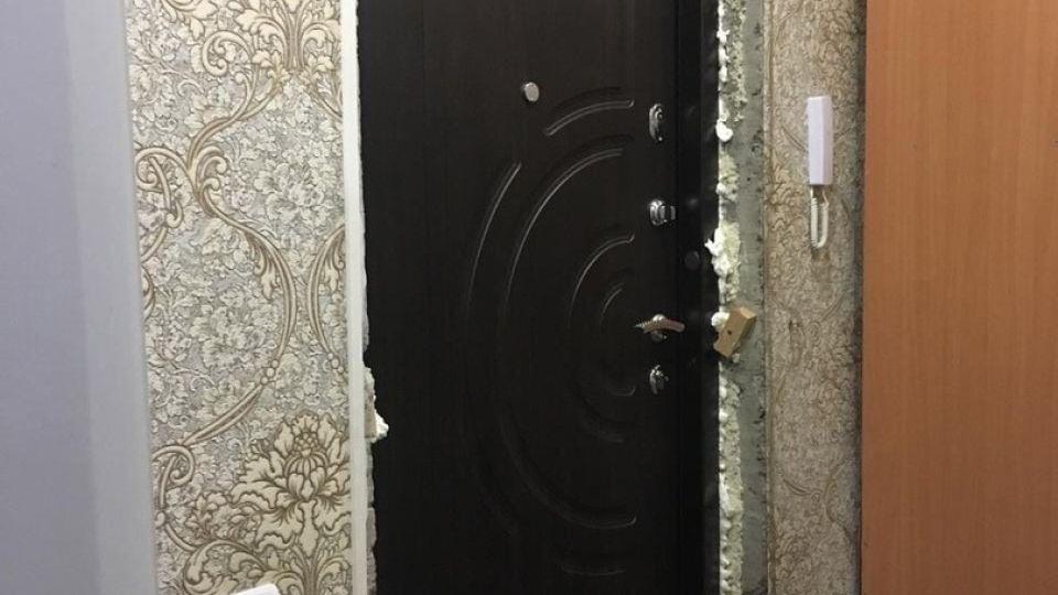 Дверь. Ремонт