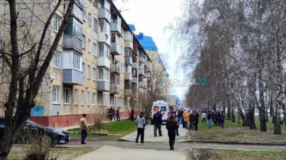 Дом. Барнаул