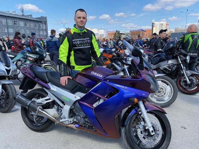 Мотоциклисты. Байкеры Фото:Barnaul22