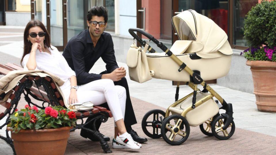 Выбираем хорошую коляску для новорожденного ребенка
