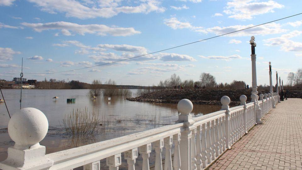 Паводок в Бийске