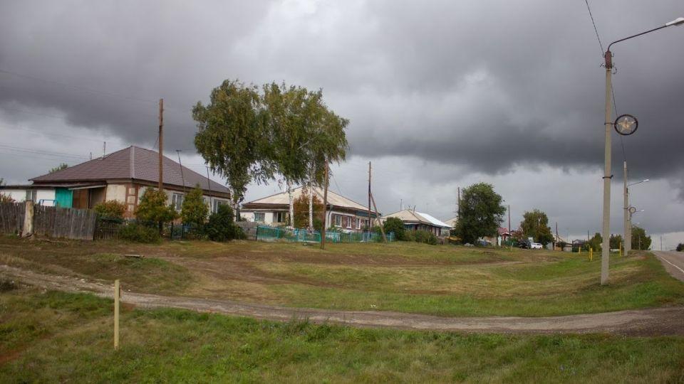 Село. Деревня