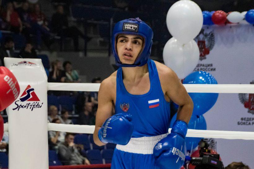 Первенство России по боксу среди юниоров. 2021 год Фото:Виталий Барабаш