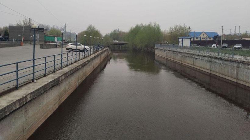Барнаулка. Обь. Паводок Фото:Толк