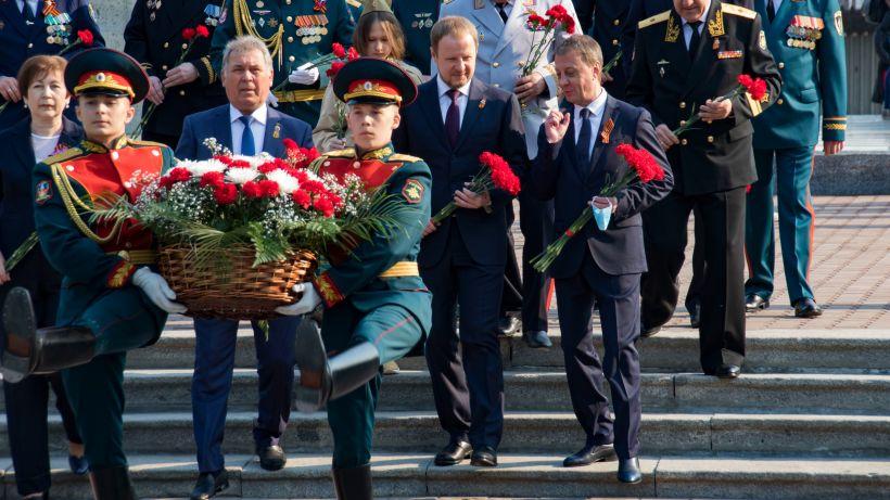 День Победы 2021 год Фото:Виталий Барабаш