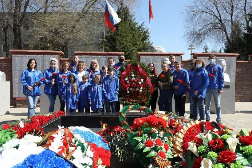 День Победы от Алтай-Кокс Фото:Пресс-служба Алтай-Кокса