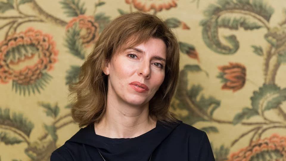 Анна Паутова.