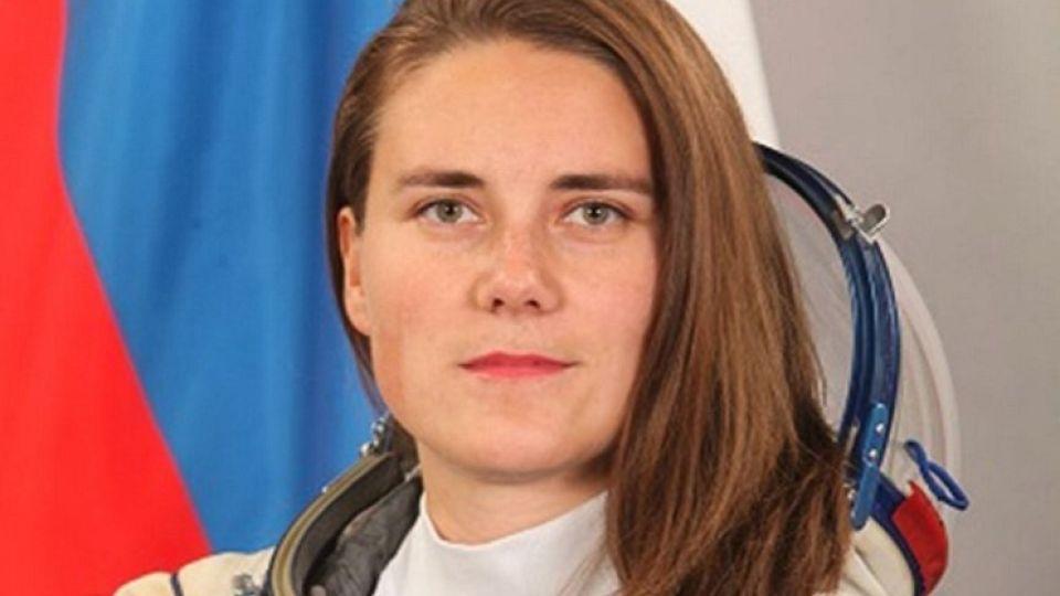 Космонавт Анна Кикина