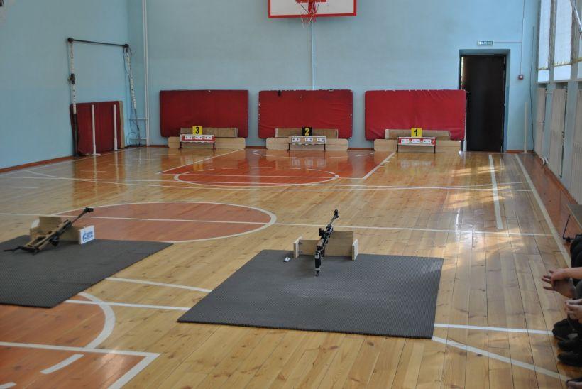 Открытый урок биатлона в Барнауле Фото:БПЗ
