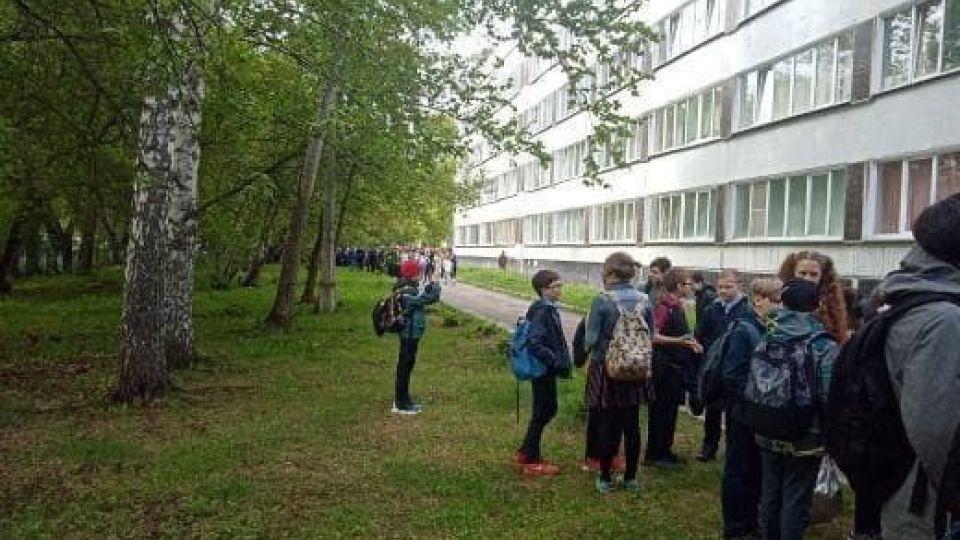 Эвакуация в Новосибирске