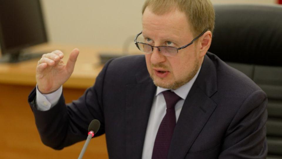 Виктор Томенко, заседание правительства Алтайского края