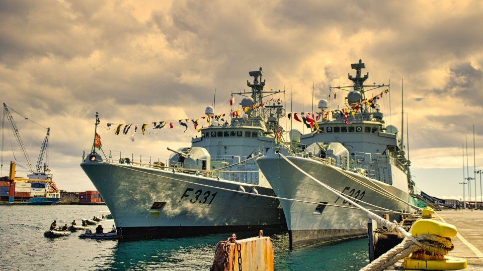Флот. Корабли