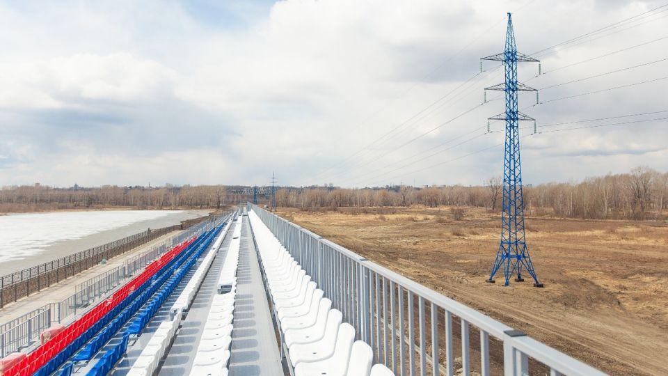 """Россети """"Сибирь"""" обеспечивают надежное электроснабжение на чемпионате по гребле"""