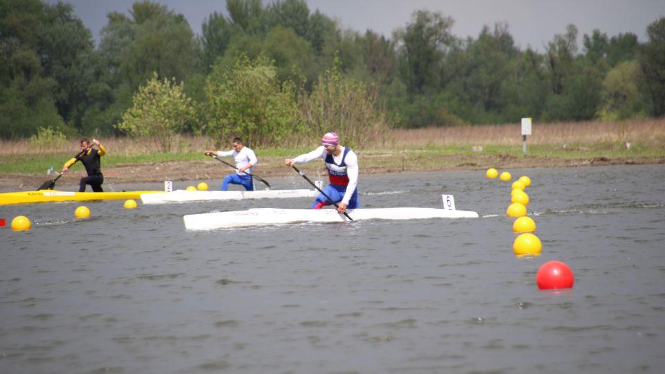 Трое российских гребцов поборются за олимпийские лицензии