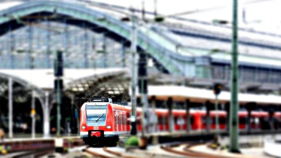 Поезда. Вокзал