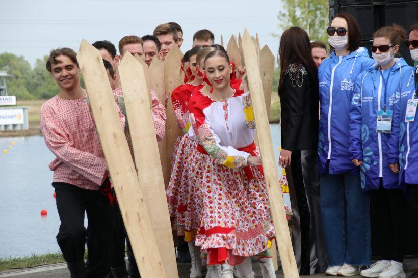 Гребля. Кубок мира Фото:Виталий Барабаш