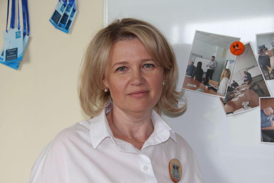 Ольга Половцева