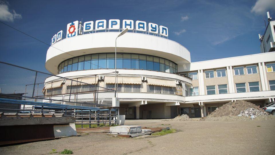 Здание Речного вокзала