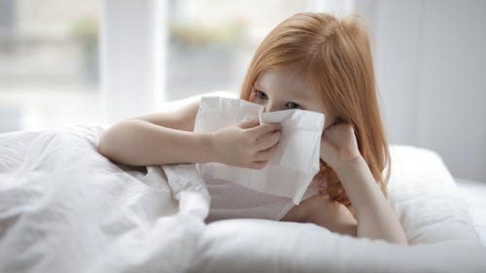 аллергия. насморк