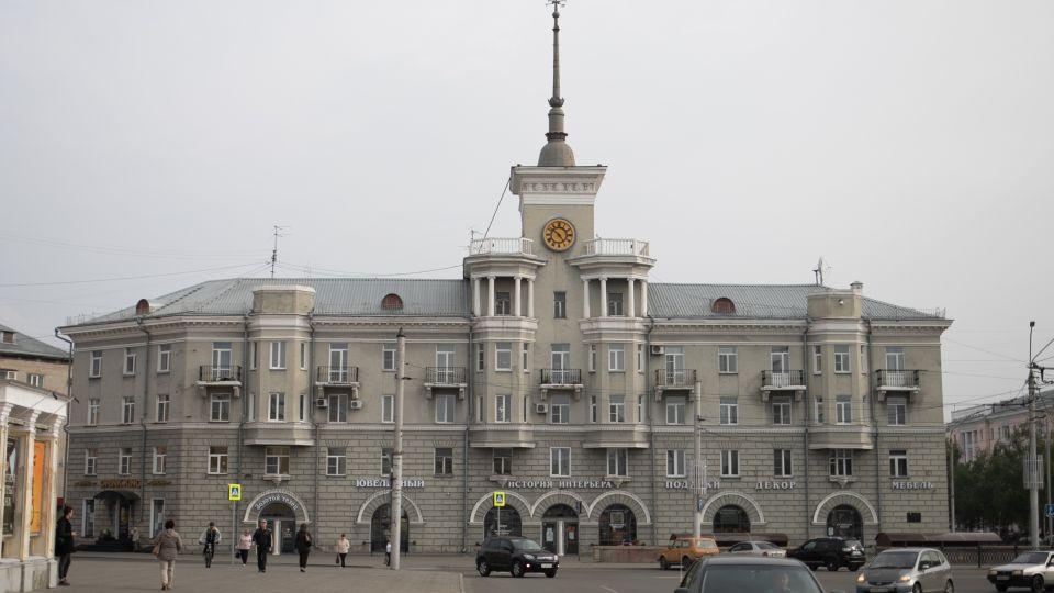 Барнаул, виды города