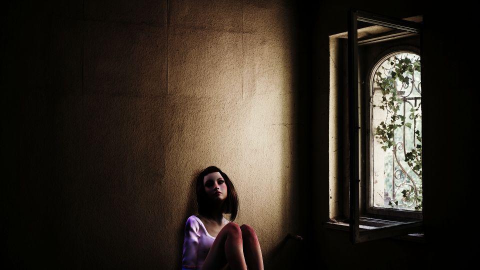 Девушка. Исчезновение. Пропажа