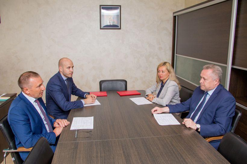 В Барнауле заключена первая социальная концессия Фото:Пресс-служба БПЗ